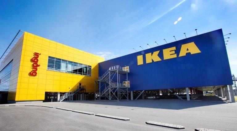 IKEA Uppsala kylaggregat